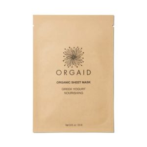 Orgaid Organic Sheet Mask Greek Yoghurt